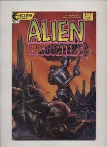 Alien Encounters #9 (1986)