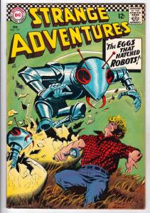 Strange Adventures #197 (Feb-67) VF+ High-Grade