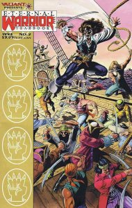 Eternal Warrior Yearbook #2 VF/NM; Valiant | save on shipping - details inside