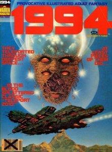 1994 Magazine #23 FN; Warren | save on shipping - details inside