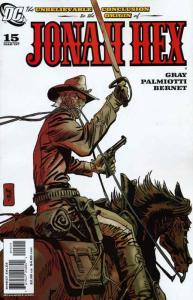 Jonah Hex (2nd Series) #15 VF; DC | save on shipping - details inside