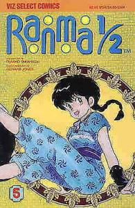 Ranma 1/2 #5 VF/NM; Viz | save on shipping - details inside