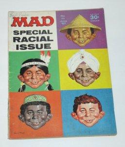 Mad Magazine #111 Norman Mingo Cover June 1967 EC Publications GD