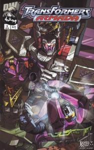 Transformers Armada #2