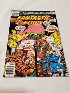 Fantastic Four 196 VF/NM cameo of Doctor Doom