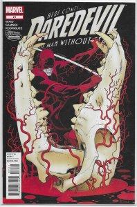 Daredevil (vol. 3, 2011) # 21 VF Waid/Samnee, Superior Spider-Man cameo