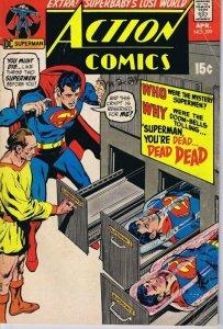 Action Comics #399 ORIGINAL Vintage 1971 DC Comics Superman