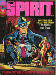 The SPIRIT Magazine #1 2 3 4 5 6 7 8 9 10 11-41, VF/NM, 1974, 41 issues, Warren
