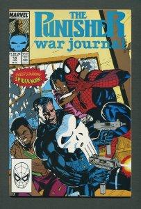 Punisher War Journal #14  / 9.6 NM+ /  January 1990