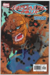 Fantastic Four   vol. 1   #506/77 FN/VF (Authoritative Action 4)
