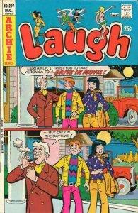 Laugh Comics #297, Fine (Stock photo)