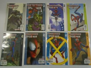 Ultimate Spider-man Comic Lot #25 - 94 (50 DIFF) - 7.0 VF/FN (6.0-8.0) - 2002-06