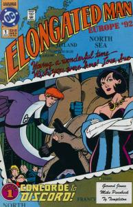 Elongated Man #1 VF/NM; DC | save on shipping - details inside