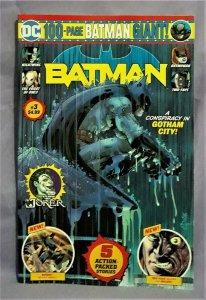 Wal-Mart Exclusive BATMAN GIANT #3 Joker Two-Face Batwoman (DC, 2019)!
