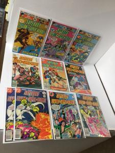 Legion Of Super-heroes 201 205 206 209 210 211-220 221-223 224x2 257 258 Vf A22