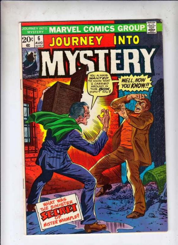 Journey into Mystery #6 (Aug-73) VF/NM High-Grade