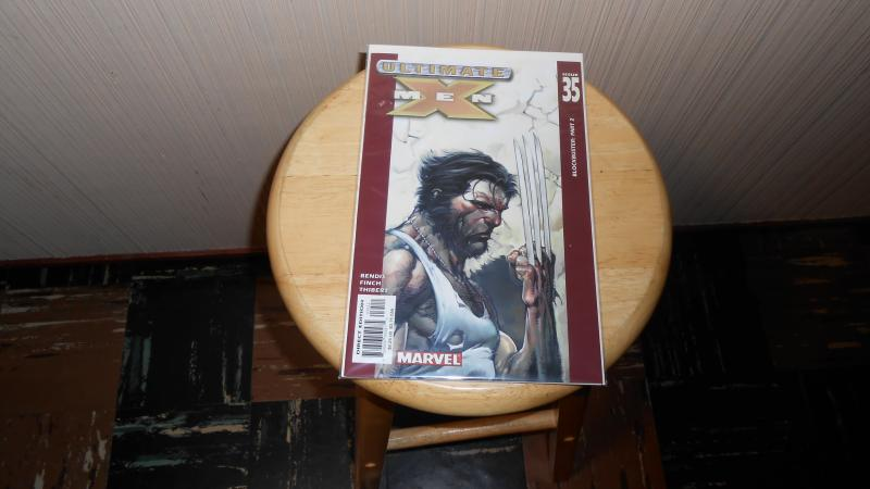ULTIMATE X-MEN # 35 (SEPT. 2003)