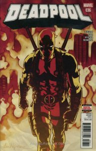Deadpool (5th Series) #36 VF/NM; Marvel | save on shipping - details inside