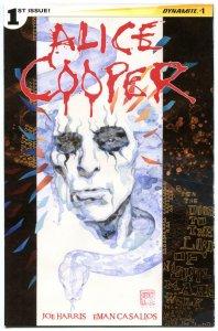 ALICE COOPER #1 2 3 4 5, NM, 2014, Rocker, Rock n Roll, Dynamite, 1-5, 5 issues