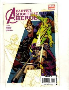 13 Marvel Comics Avengers Earth's Mighty 1 2 3 4 5 6 8 Eternals 1 2 3 5 6 7 MF15