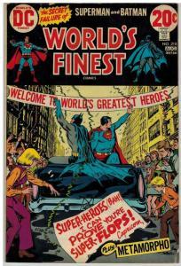 WORLDS FINEST 218 VG Aug. 1973