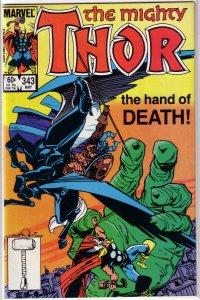 Thor   vol. 1   #343 VF