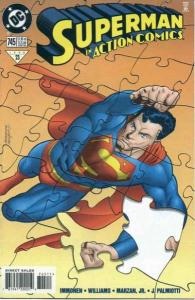 Action Comics (1938 series) #745, NM (Stock photo)