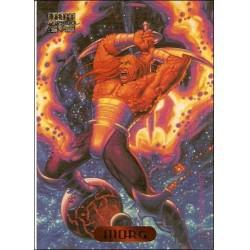 1994 Marvel Masterpieces Series 3 - MORG #80