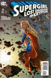 SUPERGIRL (2005 DC) #9 NM-