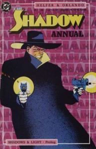 Shadow (1987 series) Annual #1, NM (Stock photo)