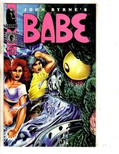 Lot Of 11 Dark Horse Comics Babe # 2 (2) 3 1 2 1 (2) + Next Men # 2 3 5 23 J309