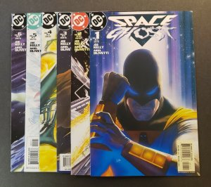 SPACE GHOST #1-6 COMPLETE SET DC COMICS 2005 NM