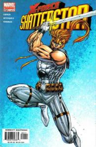 X-Force: Shatterstar #1, VF+ (Stock photo)