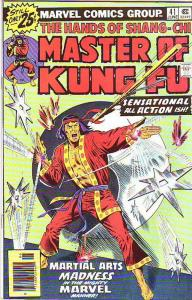 Master of Kung Fu, the Hands of Shang-Chi #41 (Jun-76) NM- High-Grade Shang-Chi