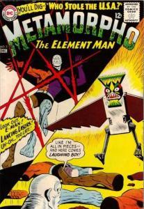 Metamorpho (1965 series) #3, Fine- (Stock photo)