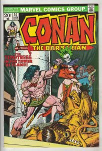 Conan the Barbarian #34 (Jan-74) NM- High-Grade Conan the Barbarian