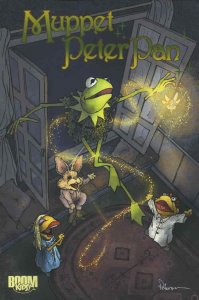 Muppet Peter Pan TPB #1 VF/NM; Boom! | save on shipping - details inside