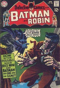 Detective Comics (1937 series) #386, VG- (Stock photo)