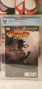 All new wolverine 18 CBCS 9.6