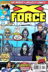 X-Force (1991 series) #68, NM (Stock photo)