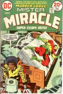 MISTER MIRACLE 17 F-VF Jan. 1974 COMICS BOOK