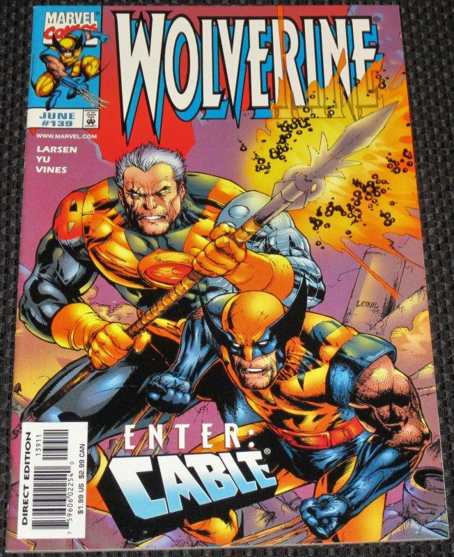 Wolverine #139 (1999)