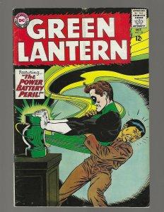 Green Lantern #32 The Power Battery Peril