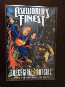 Elseworld's Finest Supergirl and Batgirl (1998) #1 - VF - 1998