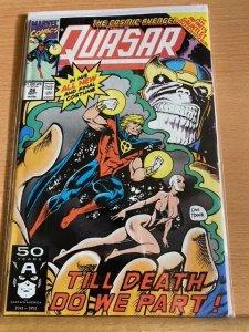 Quasar #26 (1991) High Grade, Take a Look