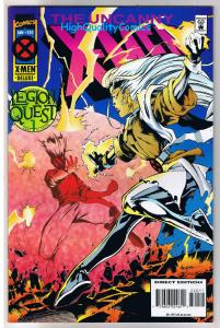 X-MEN 320, NM+, Wolverine, Deluxe cover, Uncanny, more in store