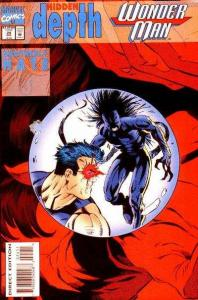 Wonder Man (1991 series) #24, VF+ (Stock photo)