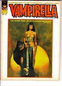 Vampirella Magazine #13 (Sep-71) FN/VF- Mid-High-Grade Vampirella