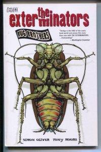 Exterminators: Bug Brothers-Vol. 1-Simon Oliver-TPB-trade