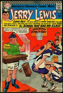 ADVENTURES OF JERRY LEWIS #99 1967-DC COMICS-WACKY ISSU G